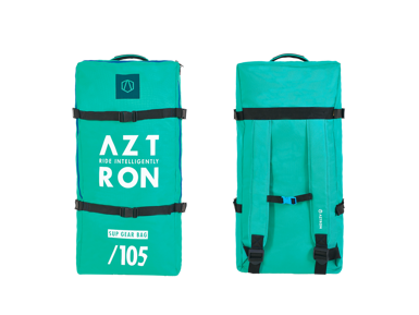AZTRON SUP GEAR BAG 105l - green 2020