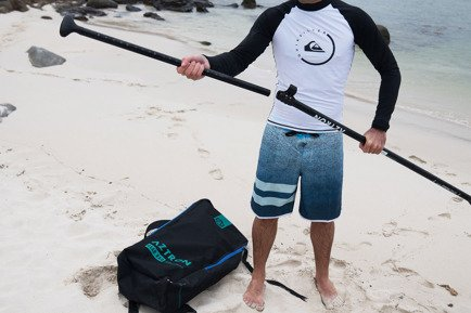 SUP PADDLE STYLE 3-section